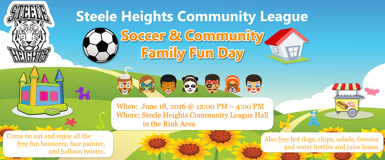SHCL - Soccer & Family Fun Day 2016