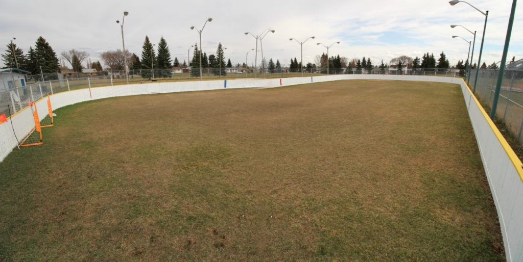 Rink/Soccer Area