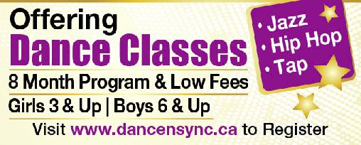 Dance N' Sync - Dance Classes